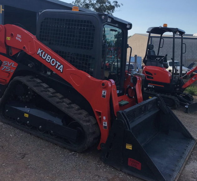 KUBOTA 75 2 for hire