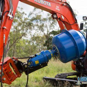 auger torque earth drills