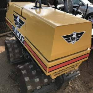 Stone TR34R bulldog trench roller